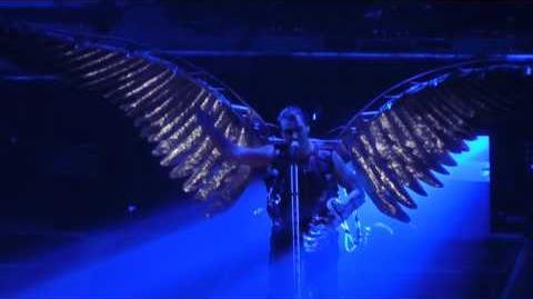Rammstein Engel Live Worcester 2012