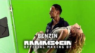 Rammstein - Benzin (Official Making Of)