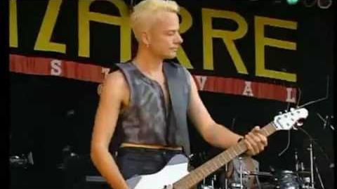 Rammstein - Weisses Fleisch Bizarre Festival 1996