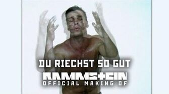 Rammstein - Du Riechst So Gut '95 (Official Making Of)