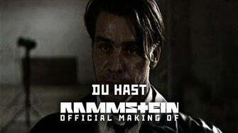 Rammstein - Du Hast (Official Making Of)