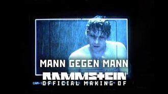 Rammstein - Mann Gegen Mann (Official Making Of)