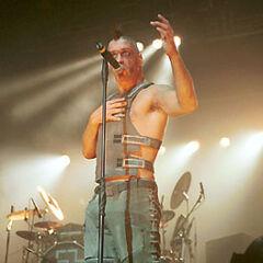 Mutter-тур. 2001
