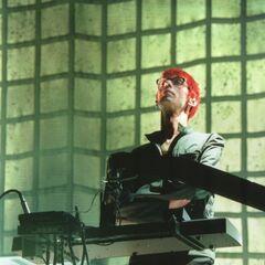Тур Mutter, 2001