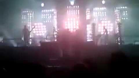 Rammstein Rehearsal Concert DU HAST 2009-0