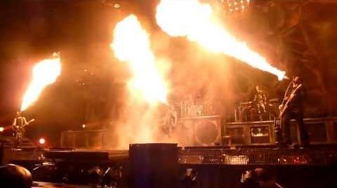 Rammstein - Feuer Frei! Live Birmingham