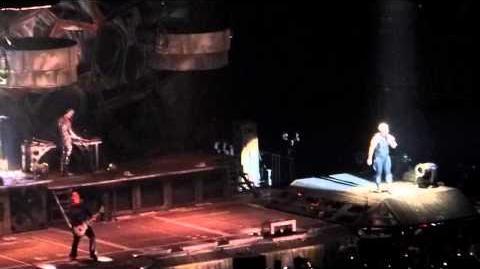 Rammstein - Keine Lust live Lisbon 2013