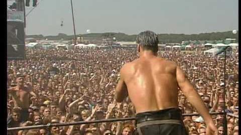 Rammstein - Seemann Live Bizarre Festival