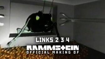 Rammstein - Links 2 3 4 (Official Making Of)