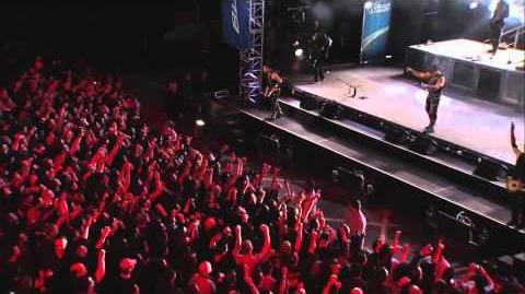 Rammstein - Du hast Jimmy Kimmel Live 2011