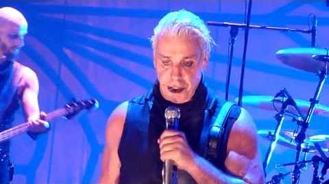 Rammstein - Ohne dich live in Barcelona