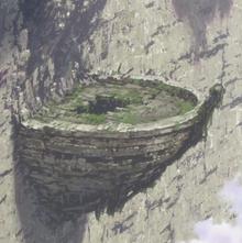 Cliff ship