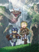 Made in Abyss Promotional Anime Preview Poster 1