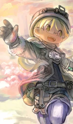 Riko-Profile-Manga