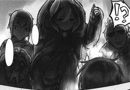 Ozen and the Bandits Manga