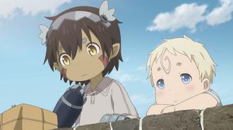 Kiyui and Reg