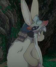 Sideview of Nanachi