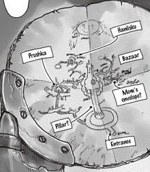 Ilblu map