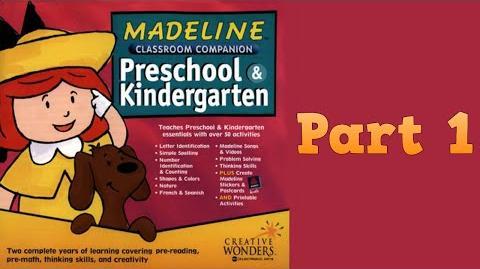 Whoa I Remember- Madeline Classroom Companion Preschool