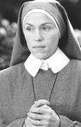 Frances McDormand as Miss Clavel