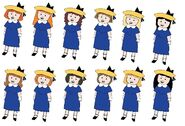 Little Girls (Madeline)