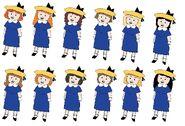 Little Girls (Madeline)