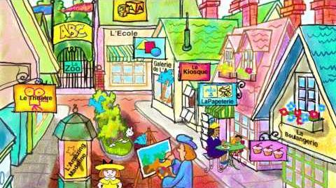 Madeline Classroom Companion- Preschool & Kindergarten (1997) - Playable Demo
