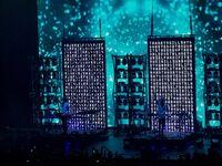 Shelter Live Tour closing visuals