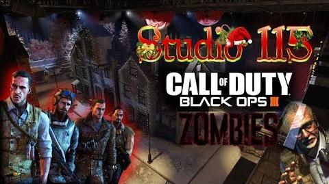 Video - Call of Duty Black ops 3 Zombies - Studio 115 Custom