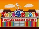 """Toys """"4"""" Brats"""
