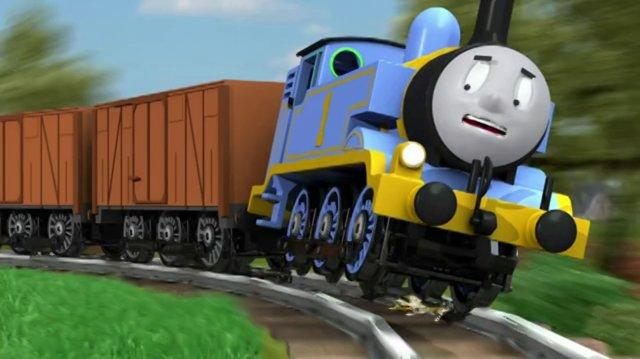 Thomas The Unstoppable Tank Engine
