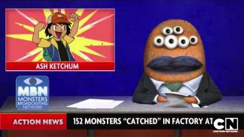 MAD Pokemonsters, Inc.
