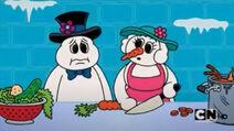 MAD-Snowman