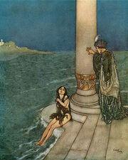 The Little Mermaid illustration