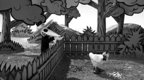 MAD - Spy vs Spy - White Spy's Chicken-1