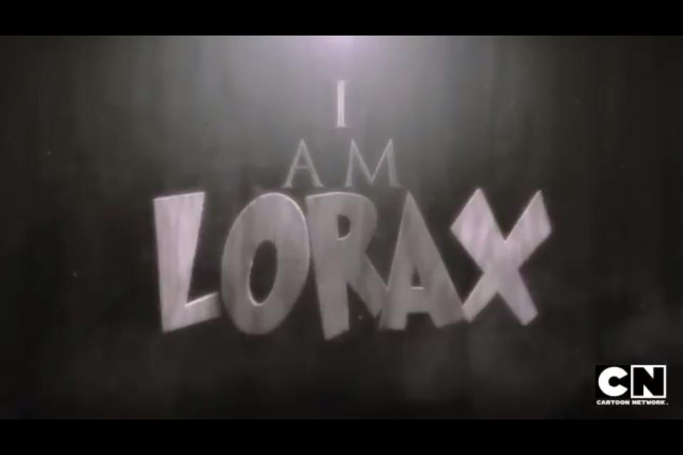 I Am Lorax Mad Cartoon Network Wiki Fandom