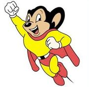 Mighty mouse 1
