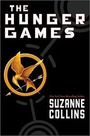 The hunger games original book cover