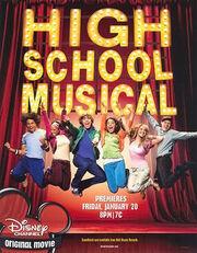 High School Musical poster