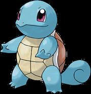Pokémon Squirtle art