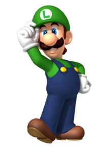 Luigi Mad Cartoon Network Wiki Fandom Powered By Wikia
