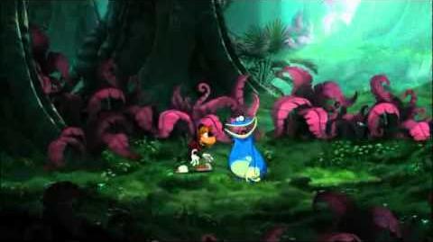 Rayman Origins Trailer for PSVita