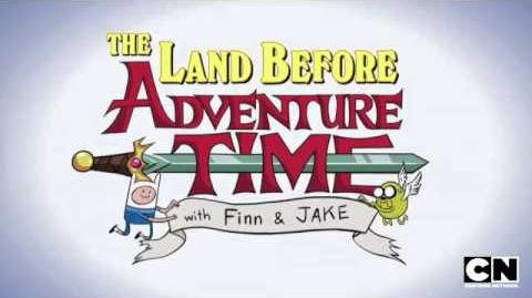 MAD The Land Before Adventure Time