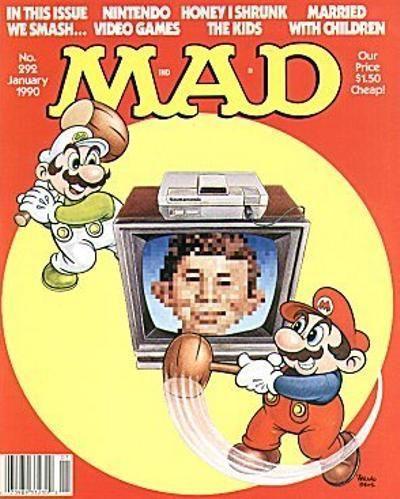 Mad Magazine Issue 292 Mad Cartoon Network Wiki Fandom Powered