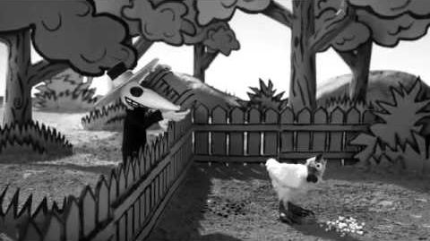 MAD - Spy vs Spy - White Spy's Chicken
