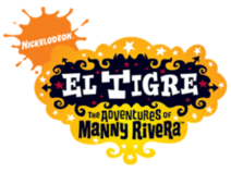 250px-El Tigre The Adventures of Manny Rivera logo