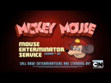 Mickey Mouse Mouse Exterminator Service