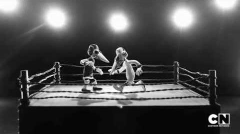 MAD - Spy vs Spy - Mixed Martial Arts
