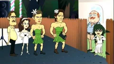 MAD - Cartoon Supernatural