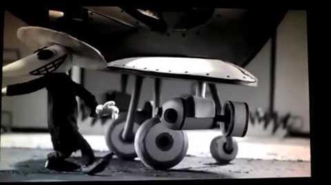 MAD - Spy vs Spy - White Spy's Plane